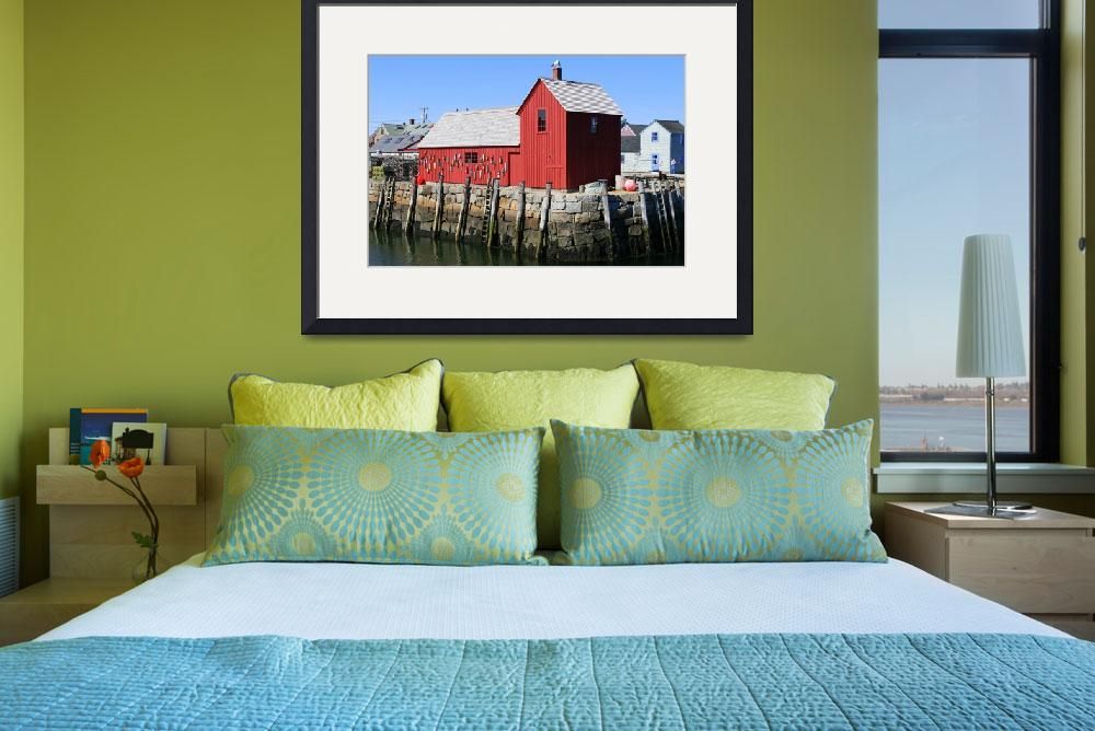 """More Motif #1 - Rockport&quot  by michellekelley"