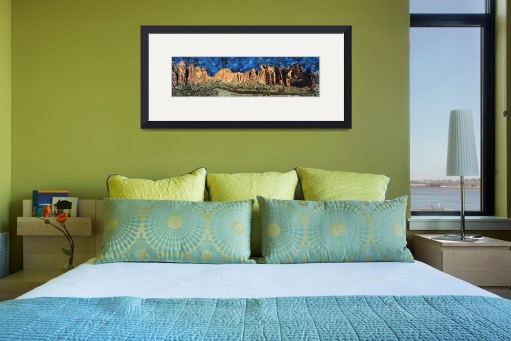 """Smith Rock&quot  (2010) by ScovoPhoto"