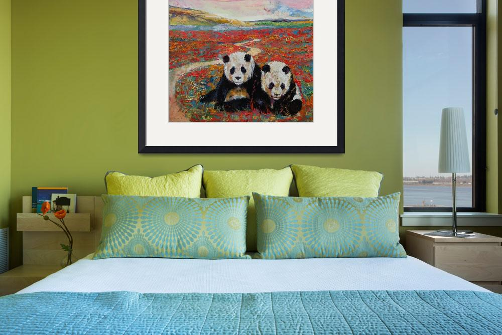 """Panda Paradise&quot  by creese"