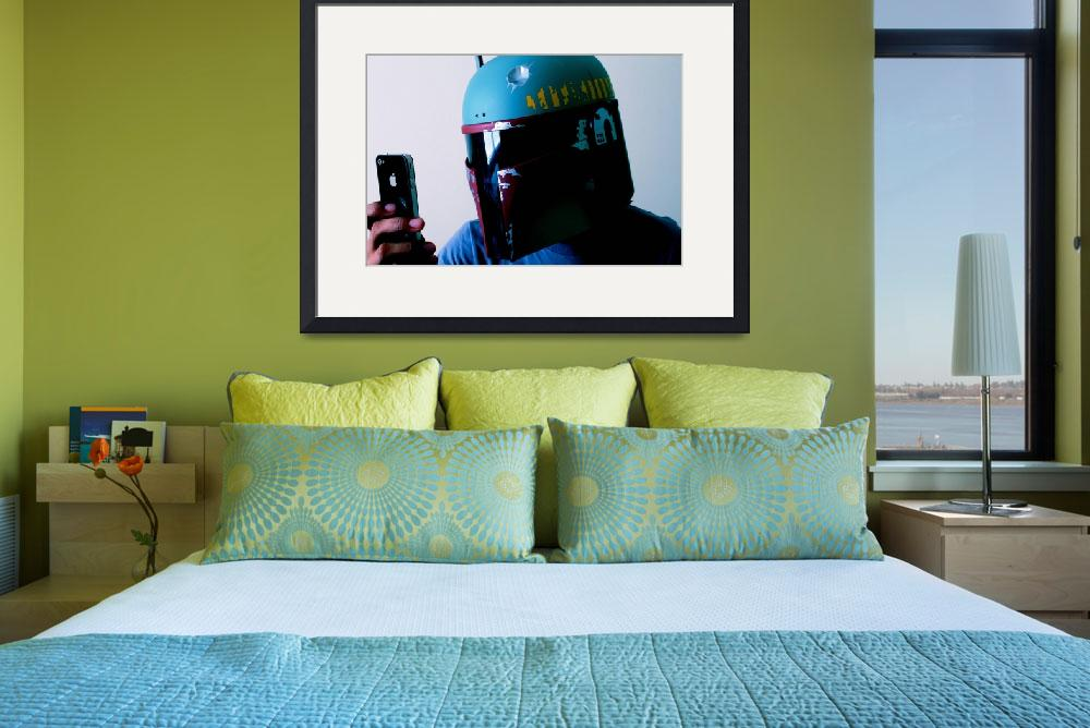 """Boba Fett iPhone&quot  by Artiee"
