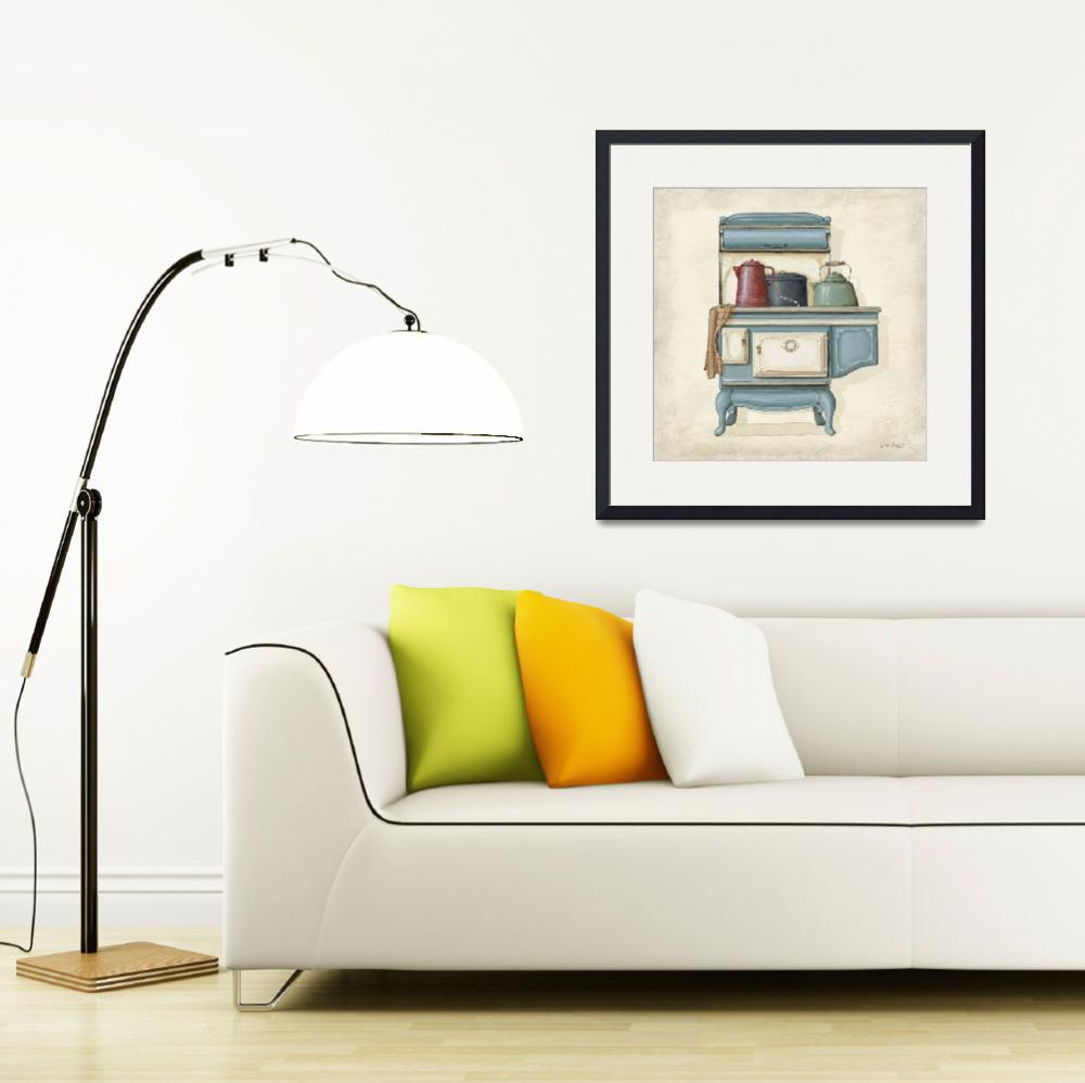 """Stove III&quot  by artlicensing"