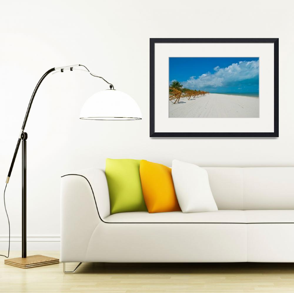 """Caribbean Beach&quot  (2009) by ImageArt-Photography"