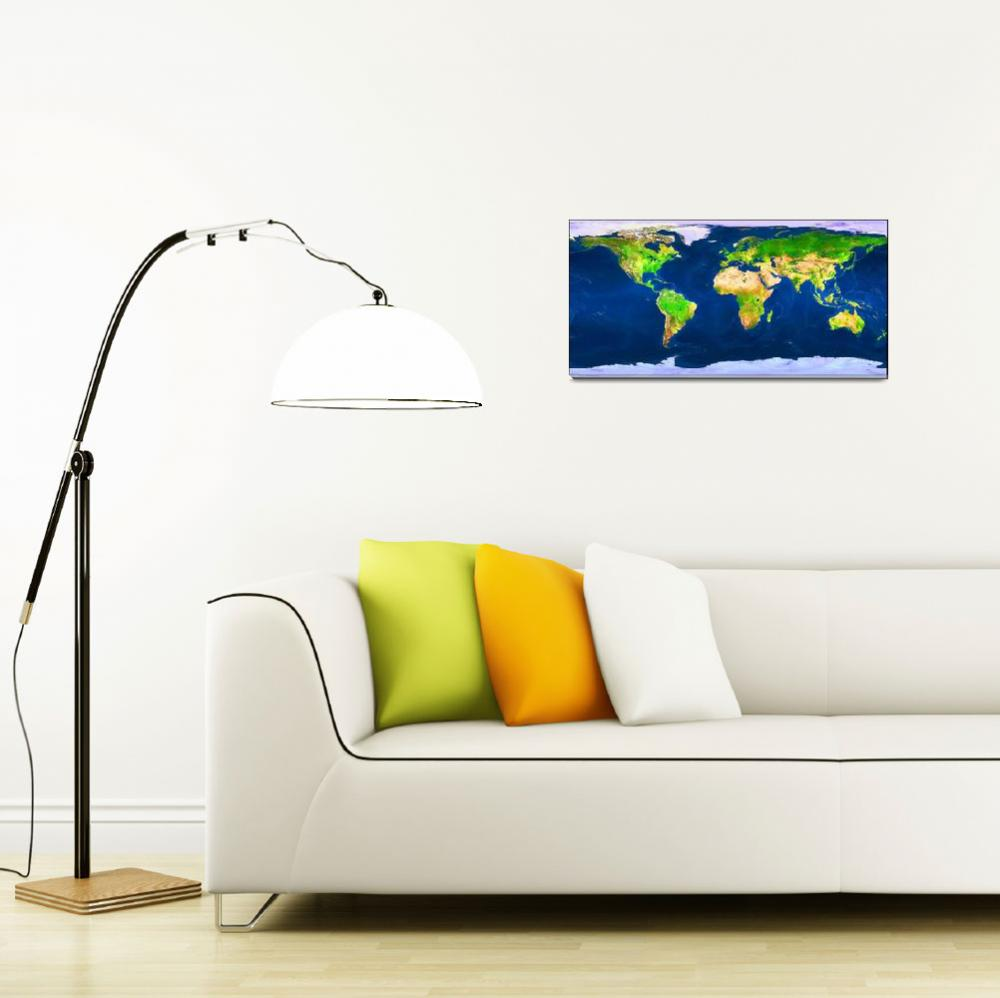 """Warming World&quot  (2008) by theposterguy"