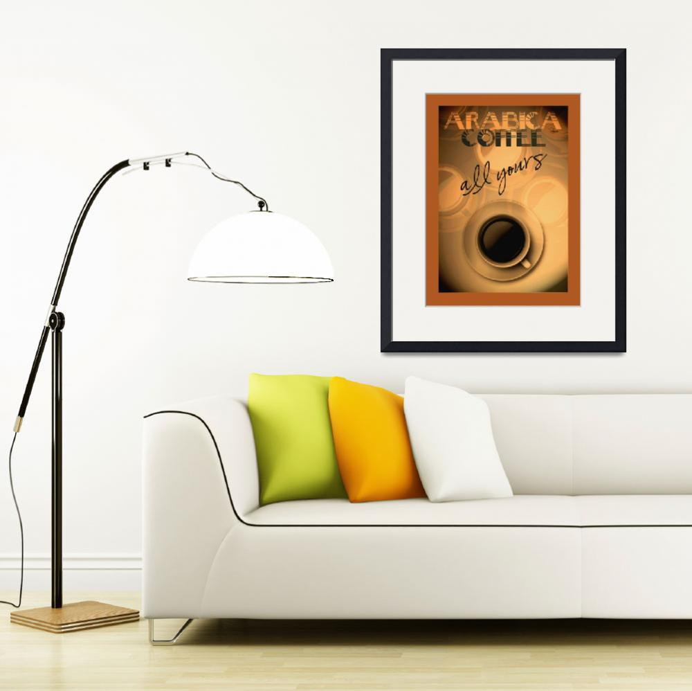 """Arabica Coffee&quot  (2010) by mkfive"
