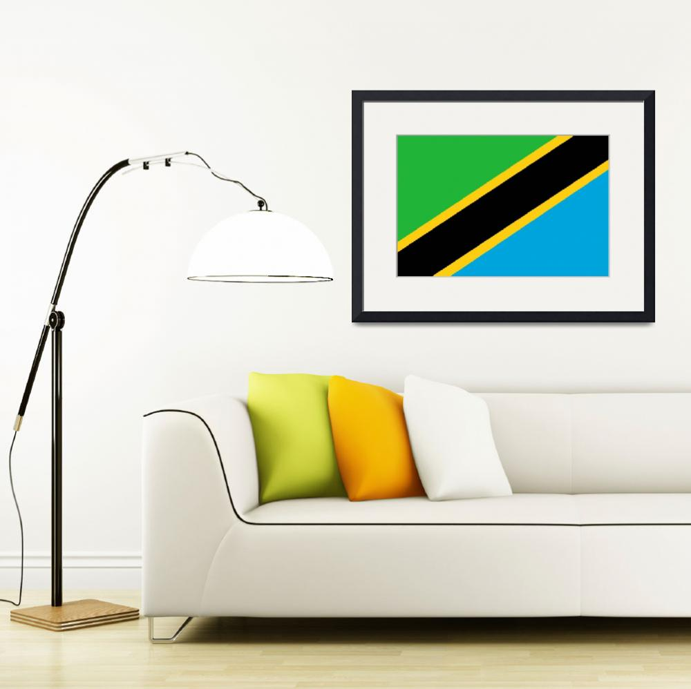 """Tanzania&quot  by tony4urban"