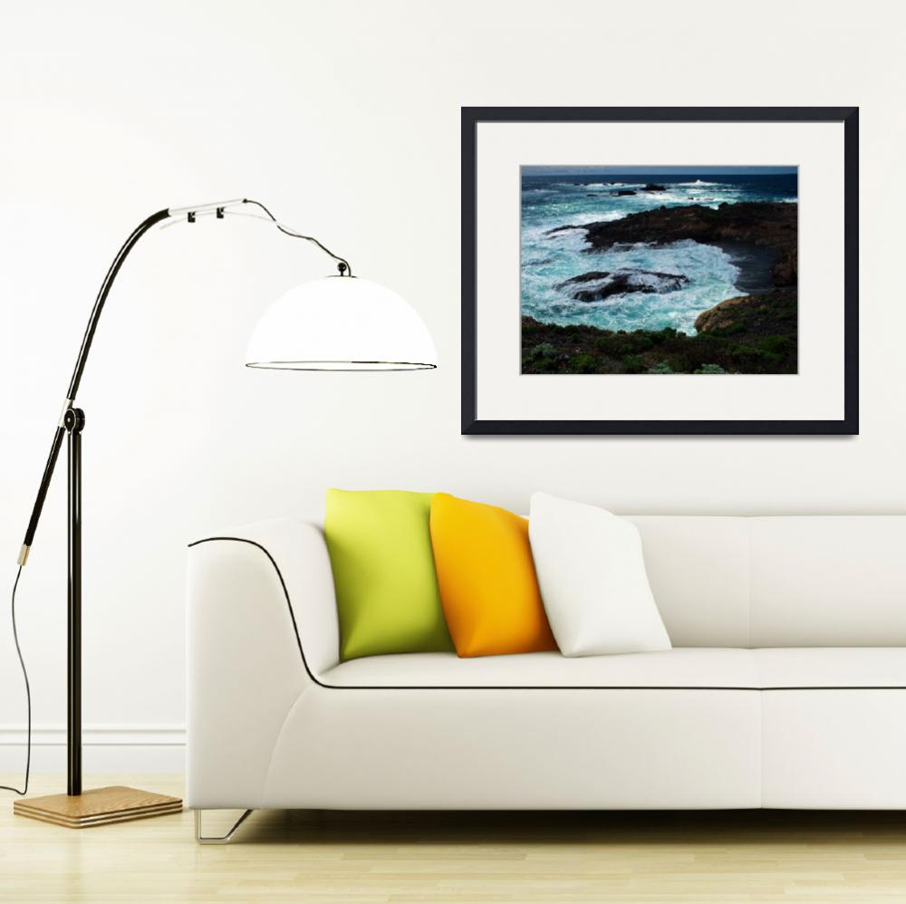 """Point Lobos Highlights&quot  by oliverart"