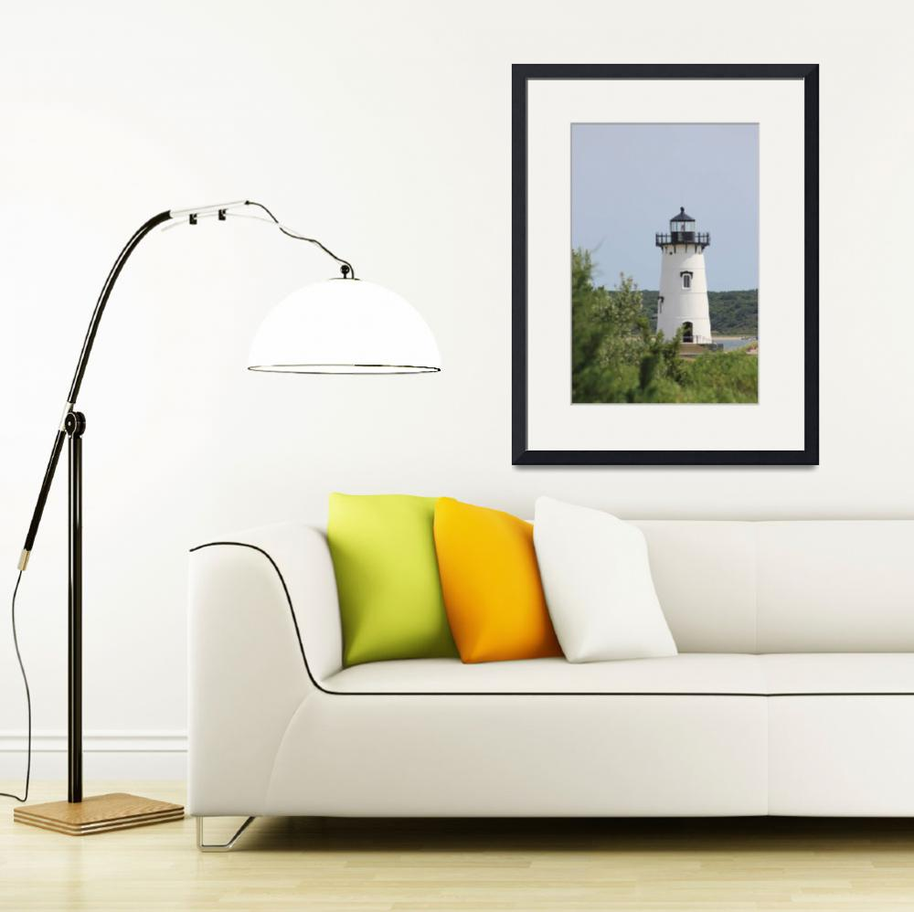 """Edgartown Light&quot  (2011) by dunklebob"