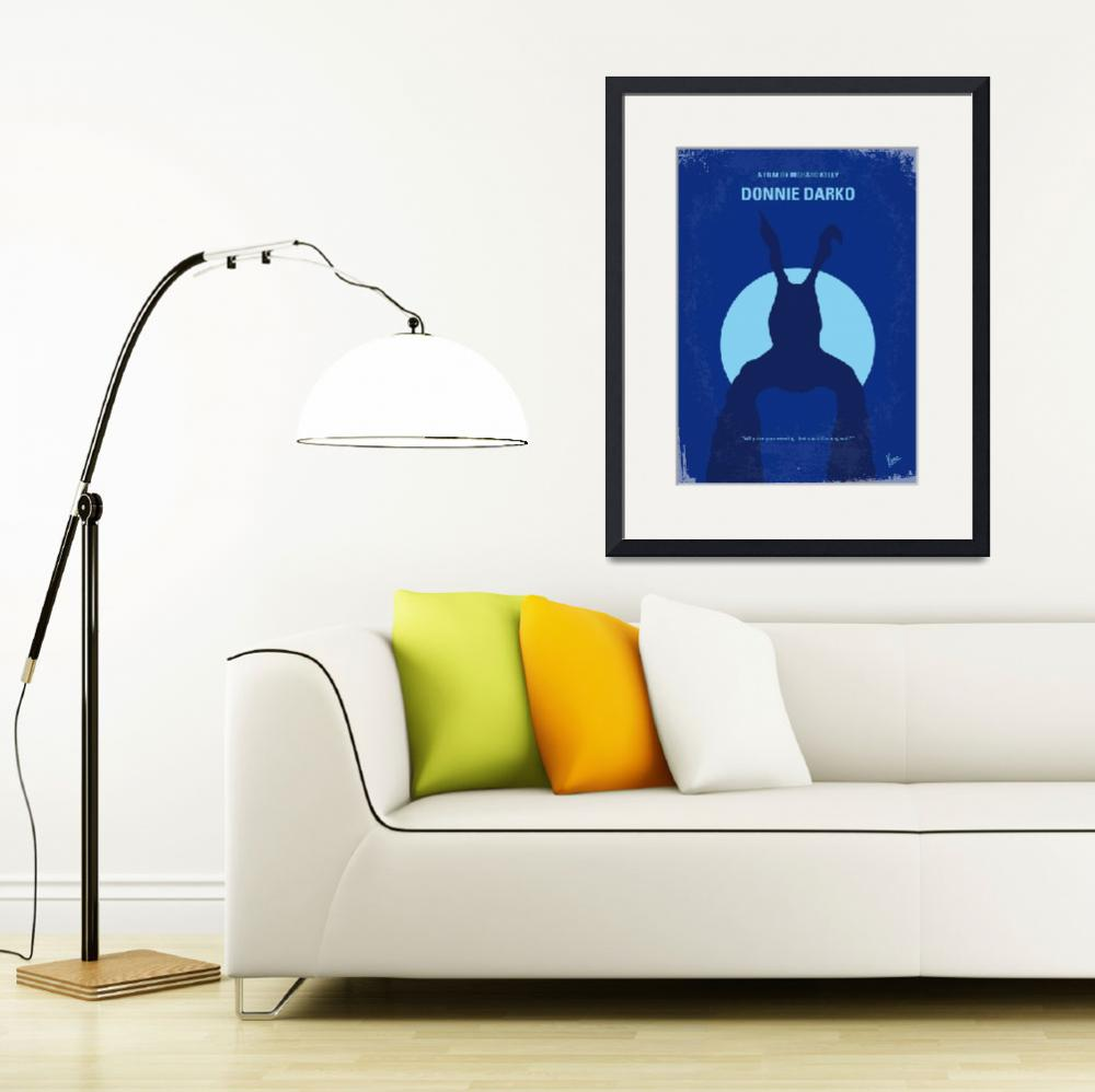 """No295 My Donnie Darko minimal movie poster&quot  by Chungkong"