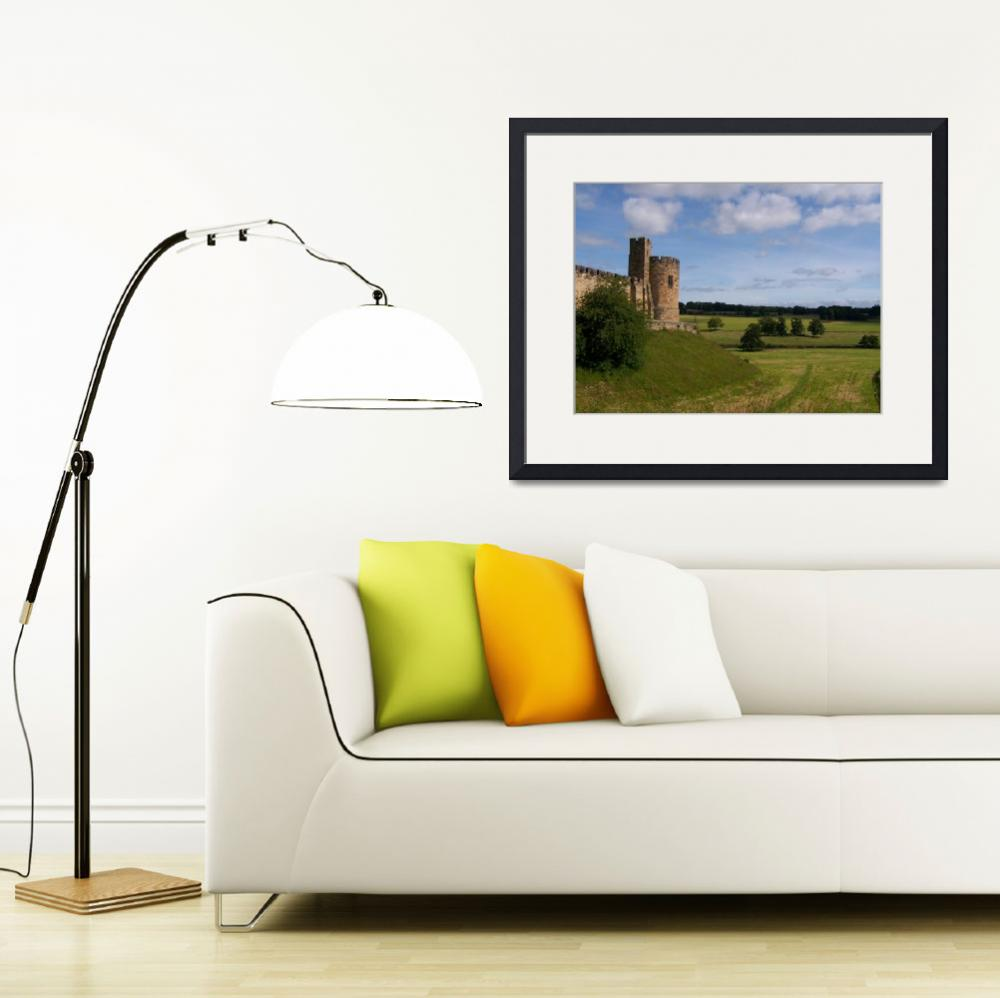 """Alnwick Castle&quot  (2008) by FifePhotographer"