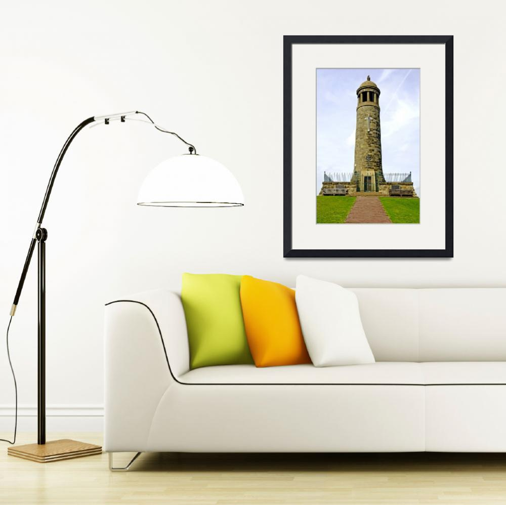 """Crich Memorial Tower  (26462-RDC)&quot  (2010) by rodjohnson"