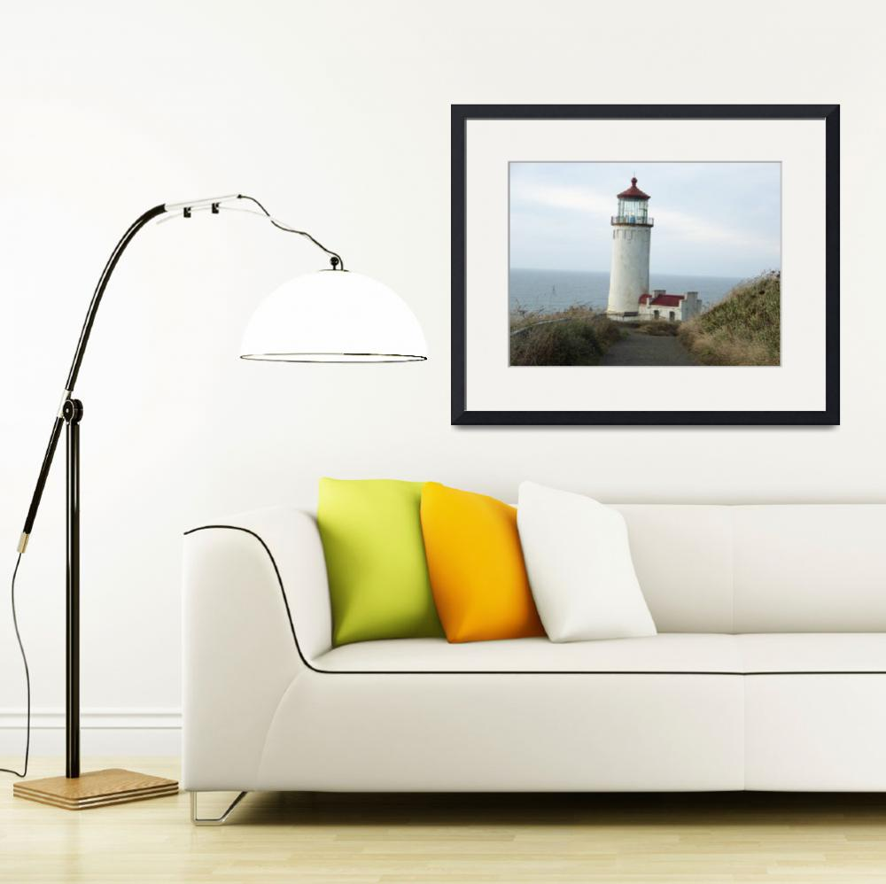 """Down the path to the Lighthouse&quot  (2011) by northheadnovelties"