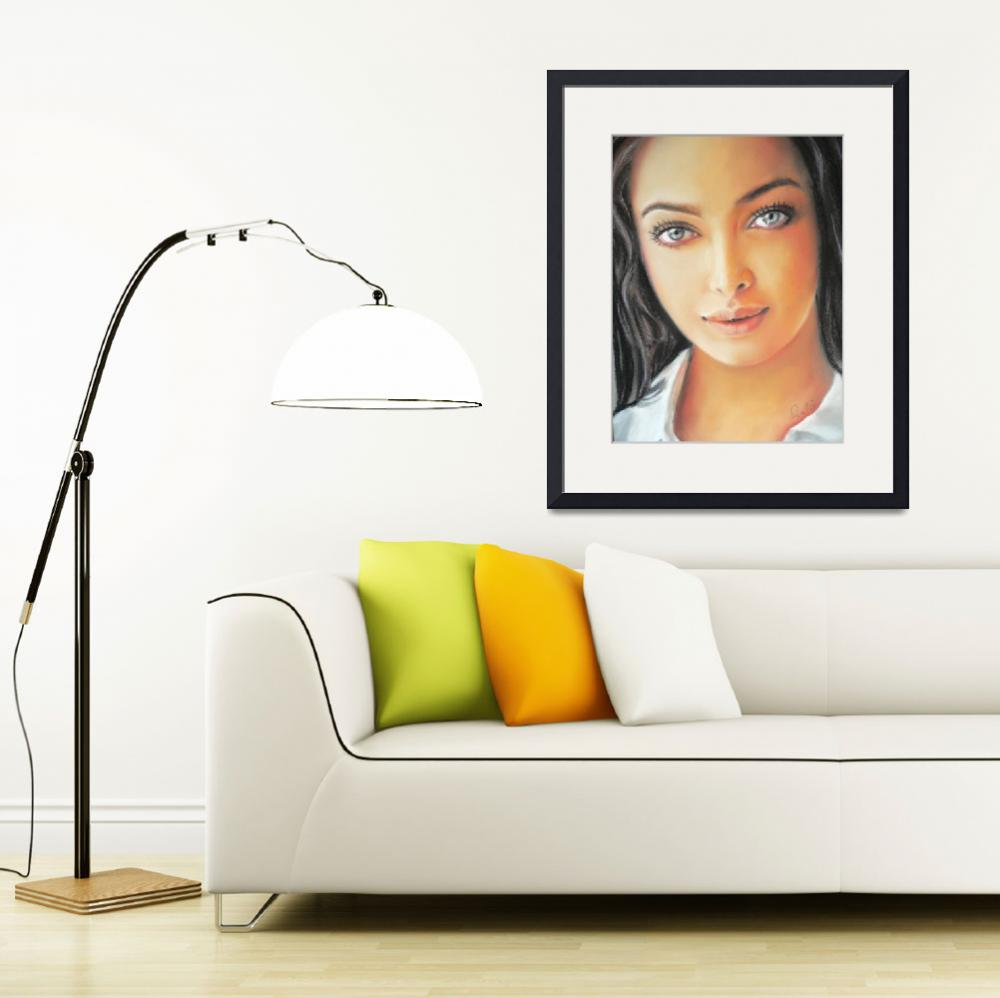 """Aishwarya Ray&quot  by starportrait"
