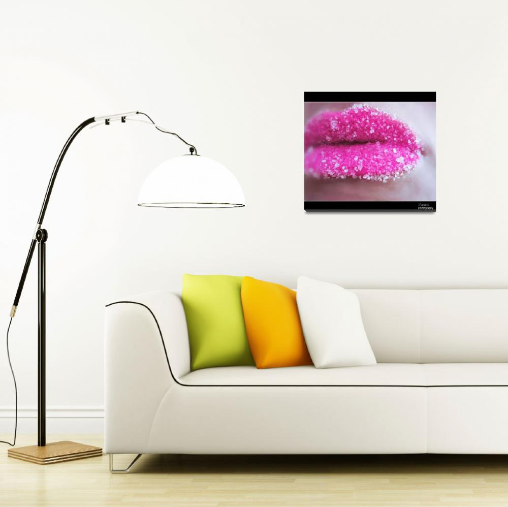 """Lips for.....Kissing......&quot  (2009) by ktania"