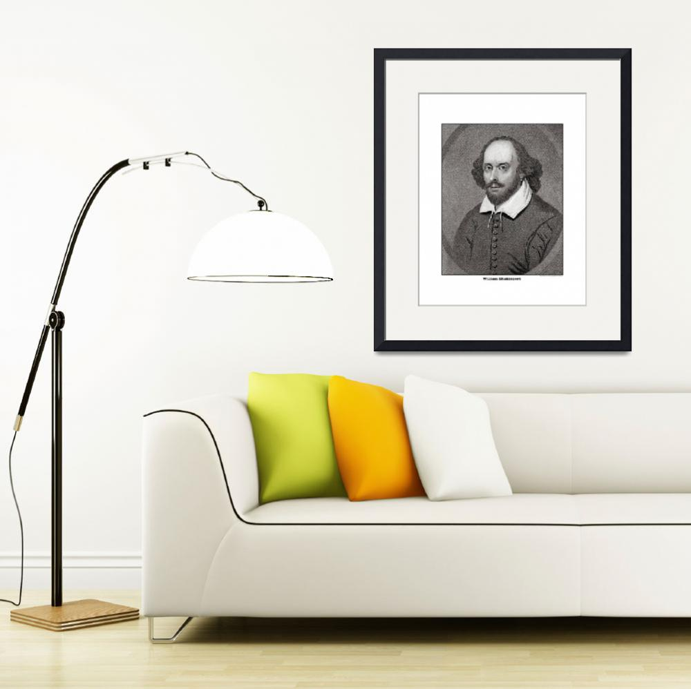 """The Engraved ""William Shakespeare"", Full Size Port&quot  (2009) by Shortrunusa"