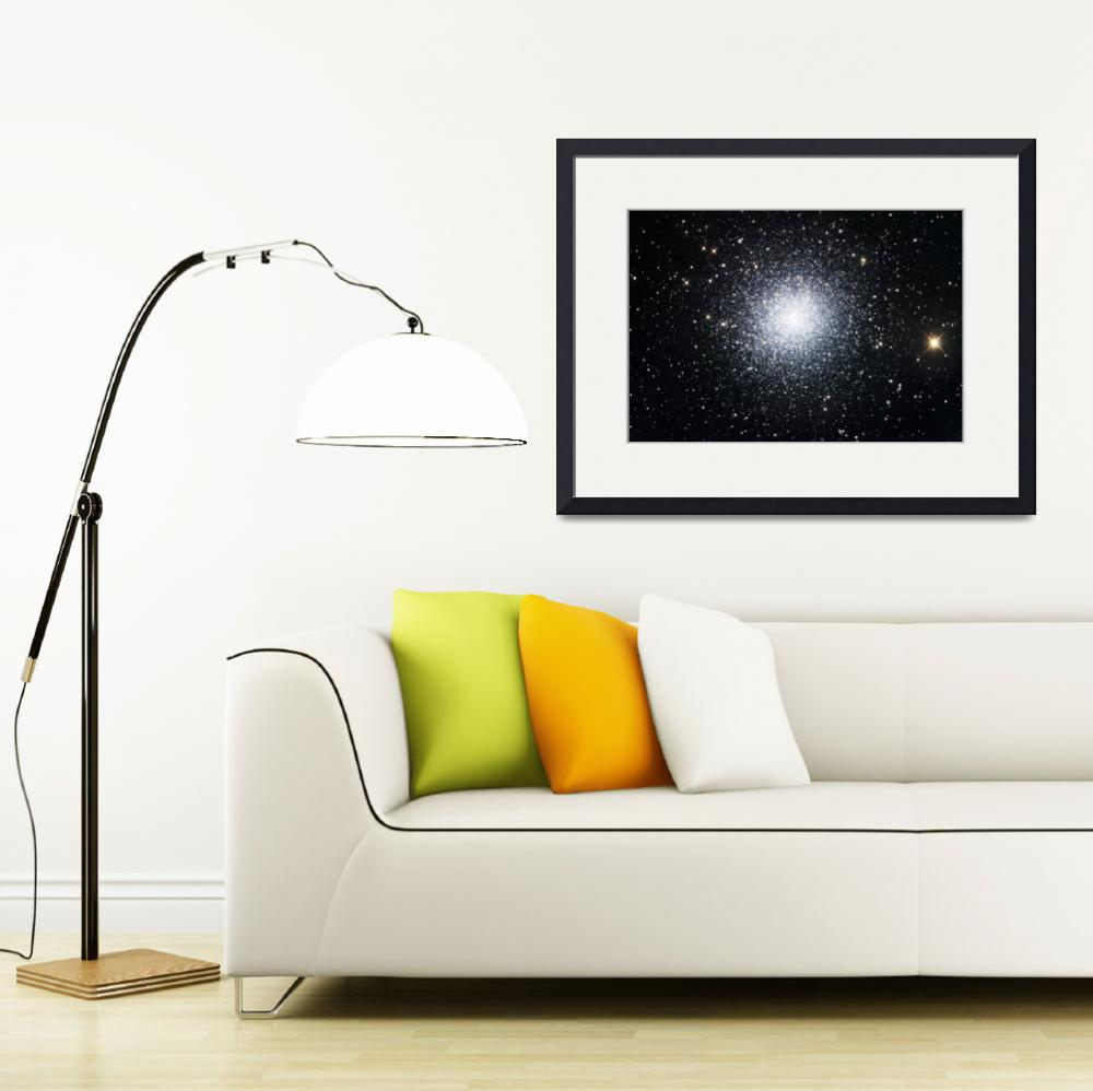 """The Great Clobular Cluster in Hercules&quot  by stocktrekimages"