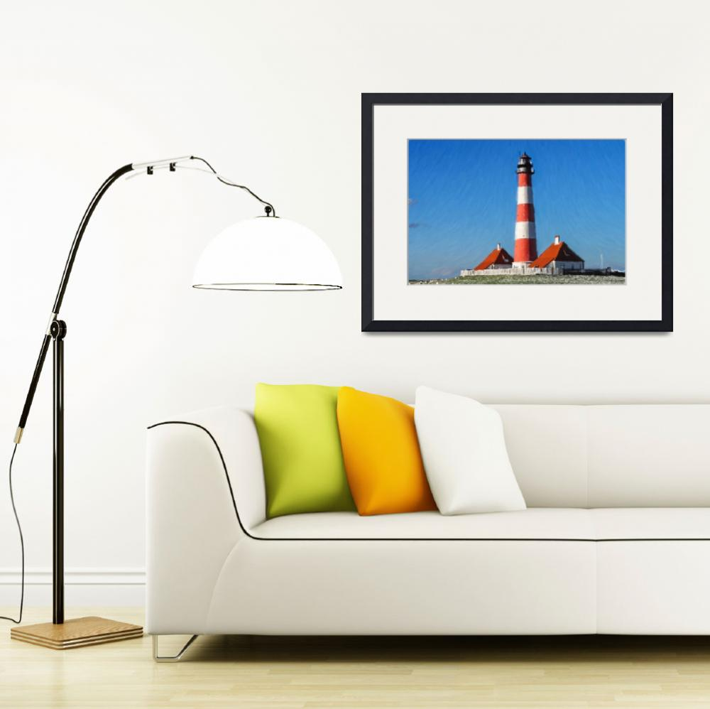 """Lighthouse - ID 16217-152058-6249&quot  by lurksart"
