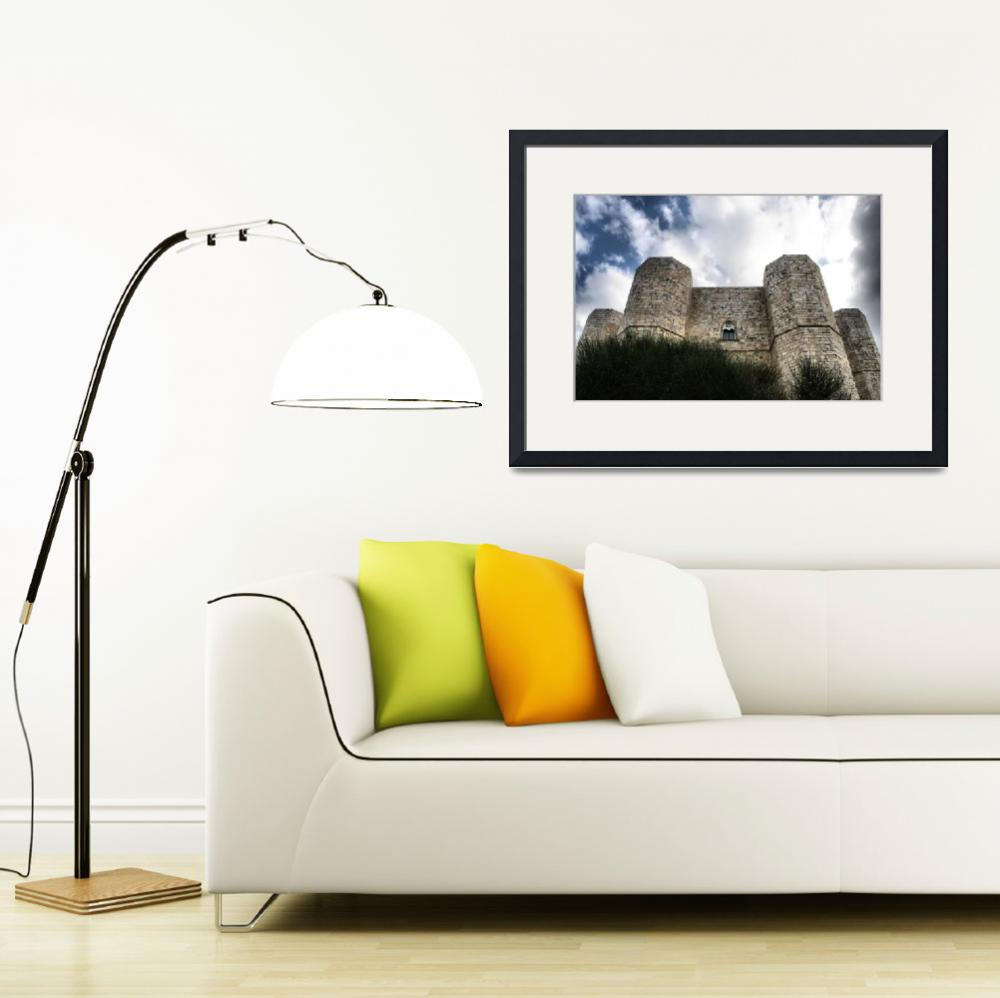 """Castel del Monte, Italy&quot  (2012) by getshaped"