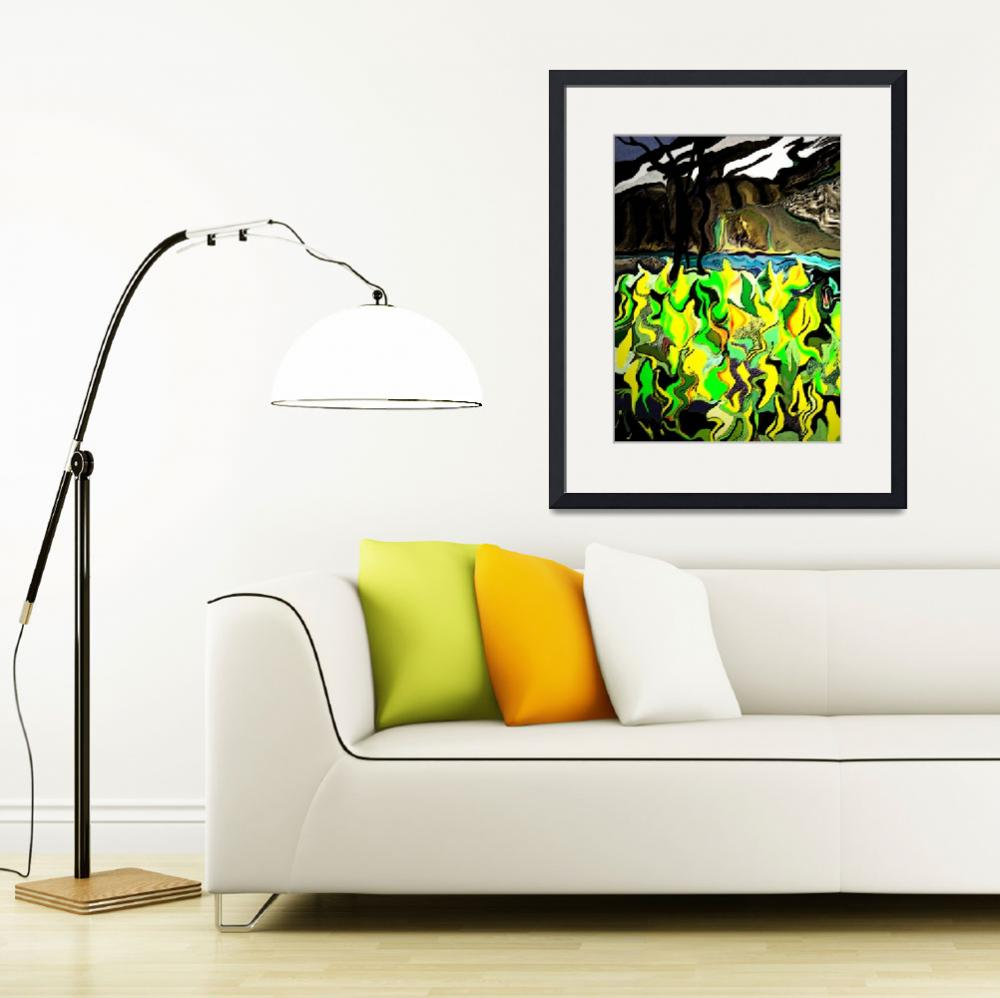 """Skunk Cabbage&quot  by laurie"