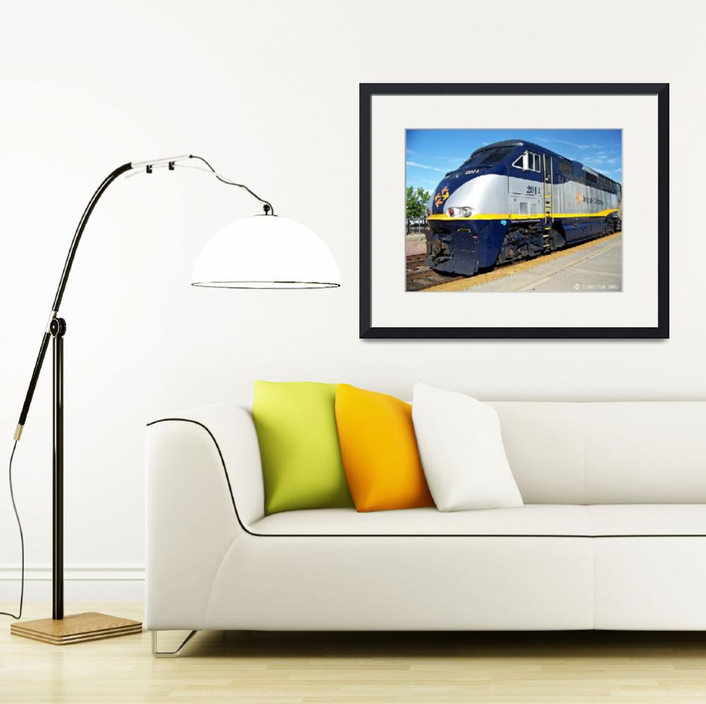 """Amtrak - California&quot  (2009) by bobtherealdeal"