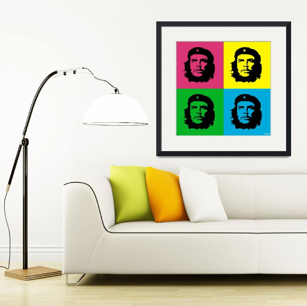 """THE UNITED COLOURS OF CHE GUEVARA&quot  by ShaneConnor"