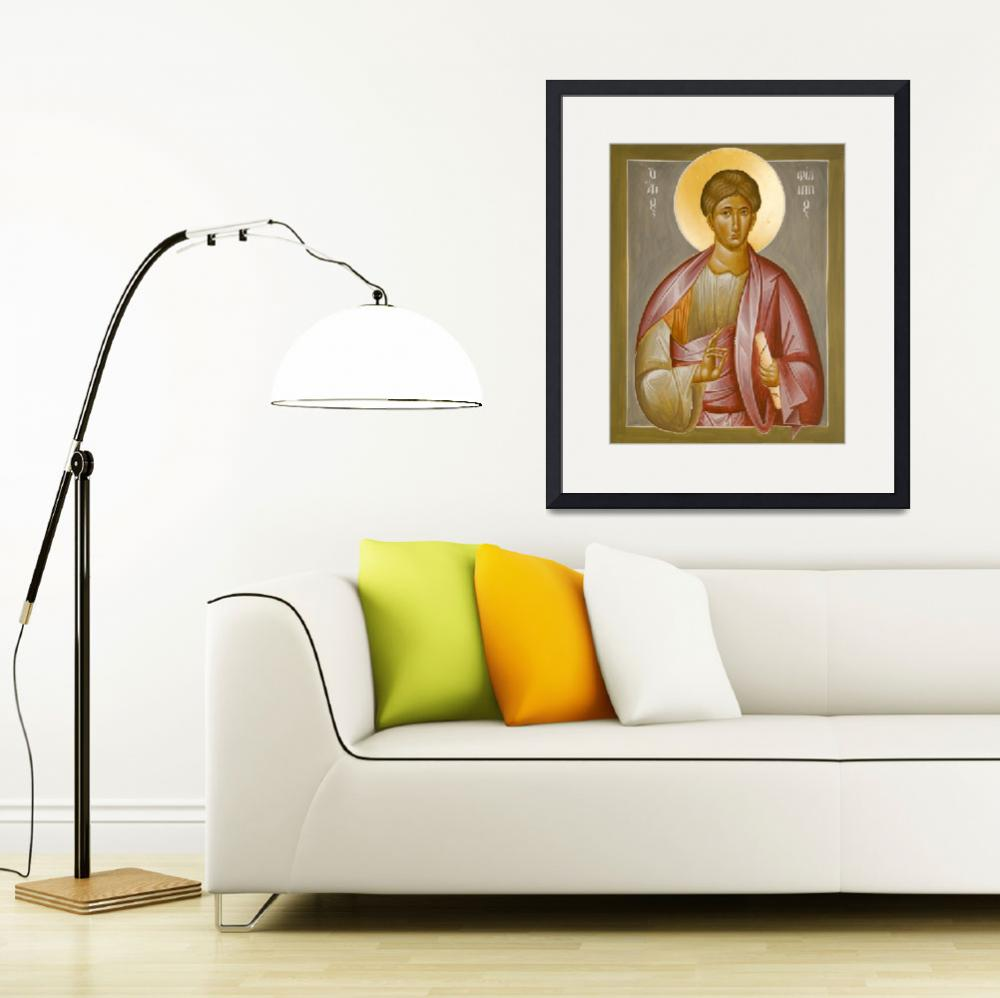 """St Philip&quot  (2013) by ikonographics"