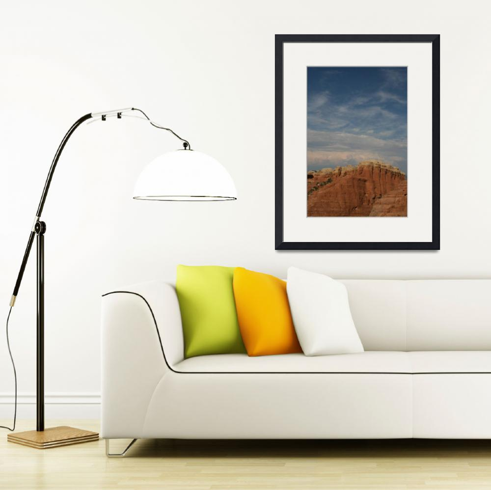 """Sky over Arches, Moab, Utah&quot  by imagesbydevra"