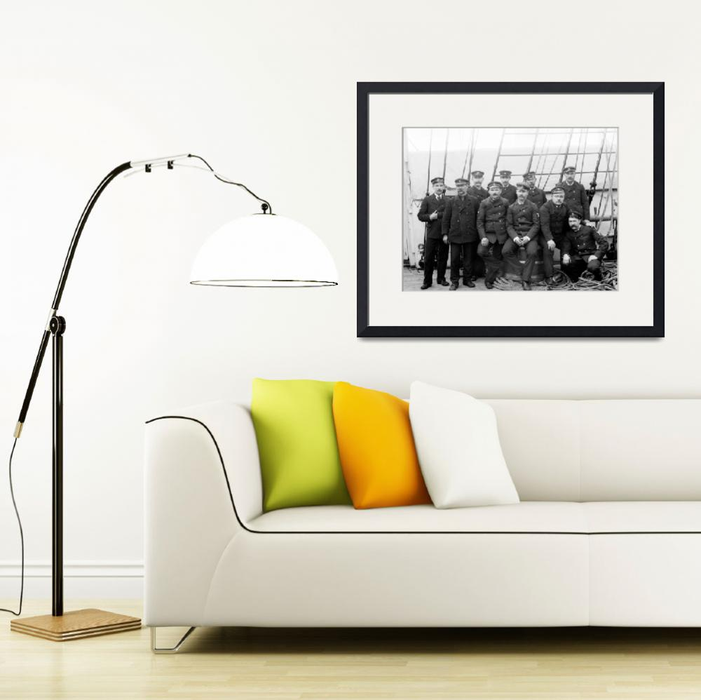 """USS BOSTON PETTY OFFICERS&quot  by homegear"