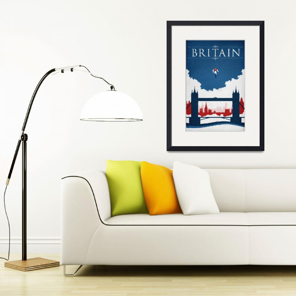 """Britain&quot  (2011) by JustinVG"