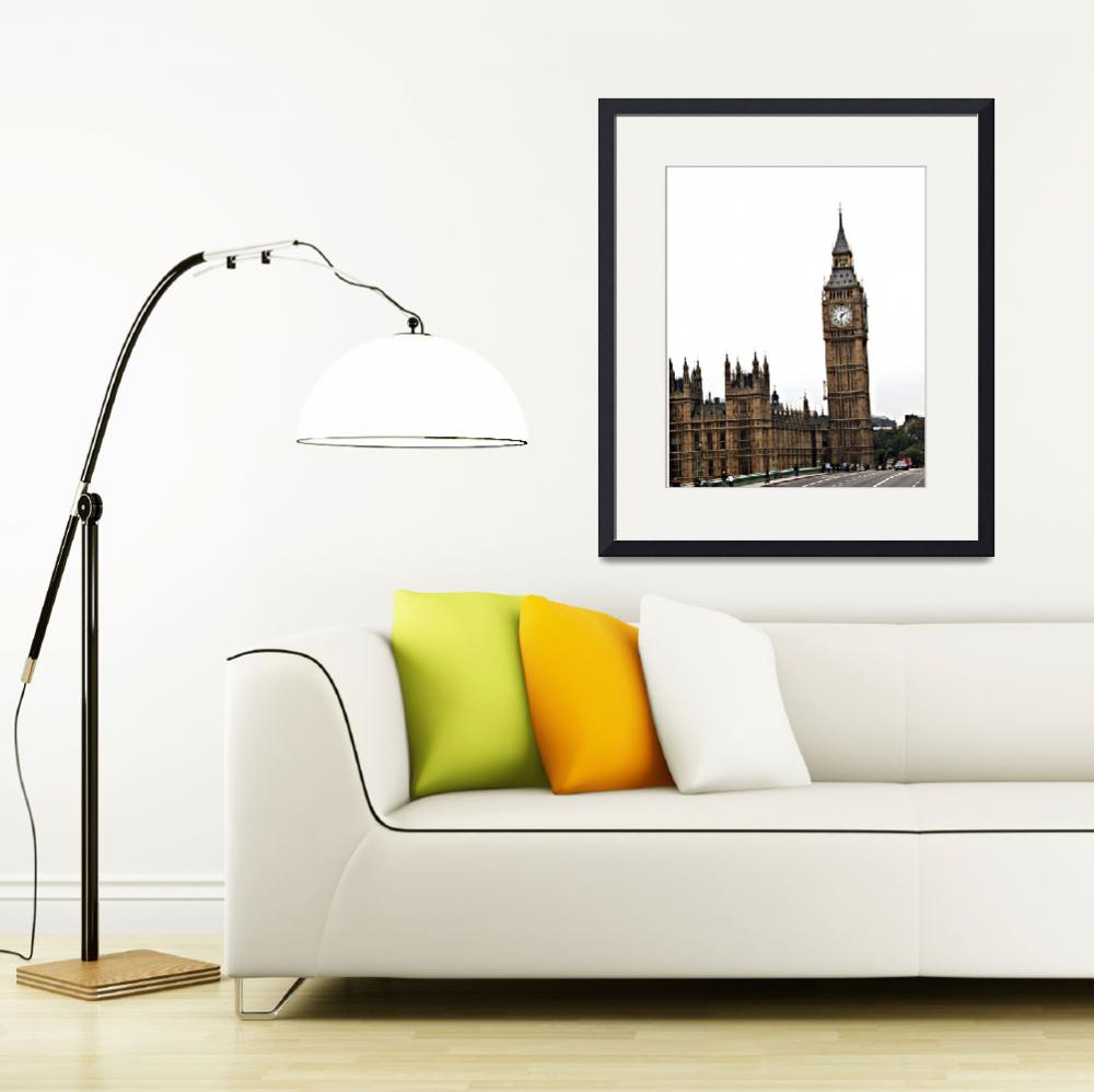 """london - Big Ben&quot  by marilynmorgan"