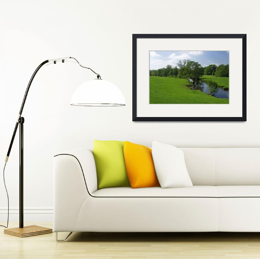"""Riverside Meadows, Ashford-in-the-Water (31394-RDA&quot  (2012) by rodjohnson"