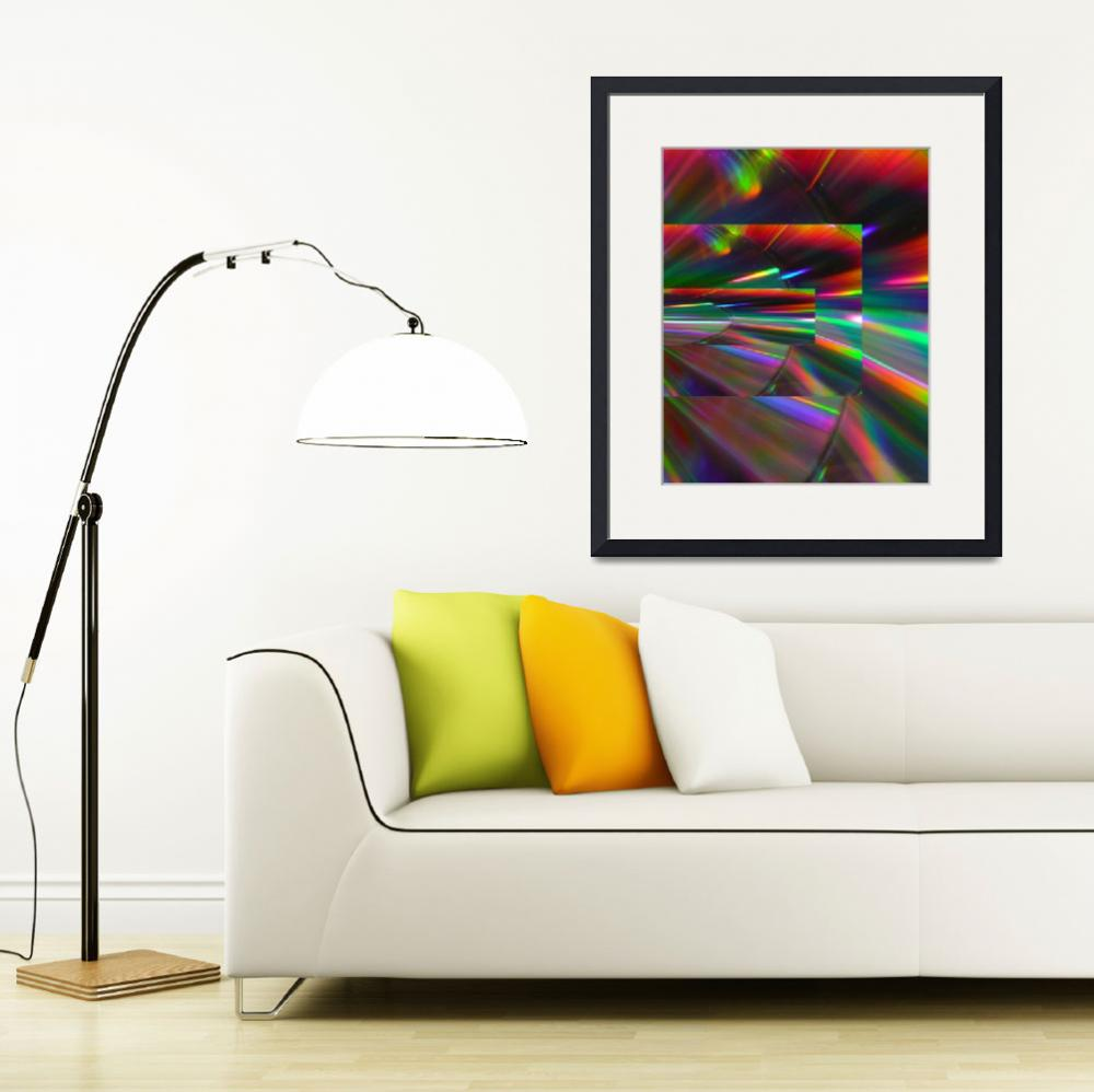 """Color Explosion&quot  (2009) by Debrene"