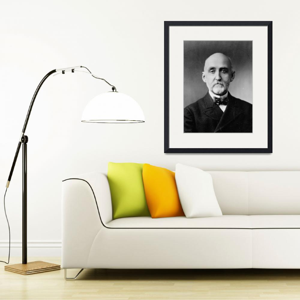 """ALFRED THAYER MAHAN&quot  by homegear"