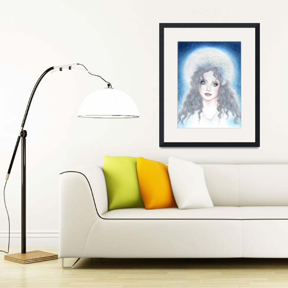 """Sarah Brightman&quot  (2007) by Ninasart"