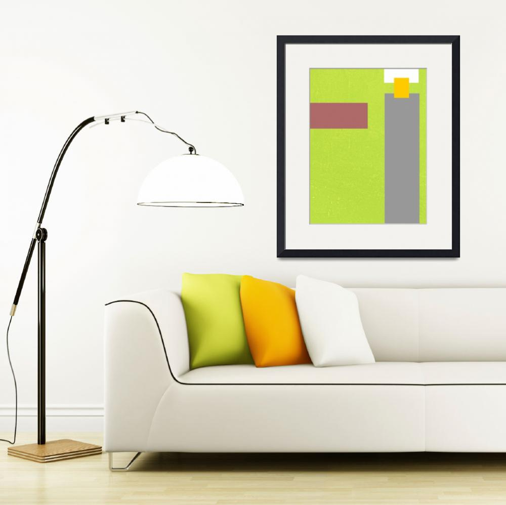 """Abstract Poster - Nisan&quot  by motionage"