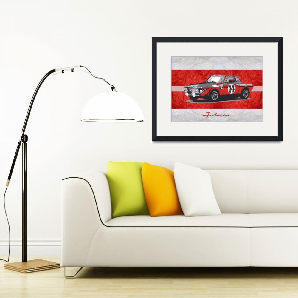 """#14 Fulvia HF Monte Carlo&quot  (2012) by getshaped"