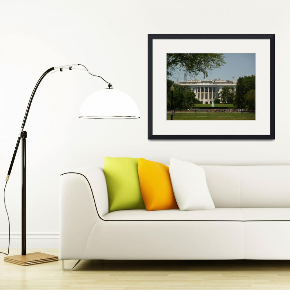 """The White House 331&quot  (2010) by photographybydonna"