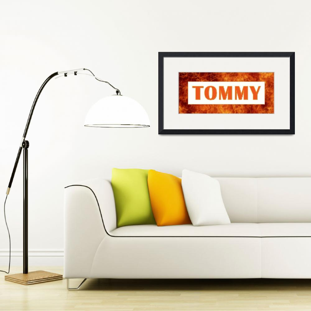 """TOMMY&quot  (2014) by marymase"