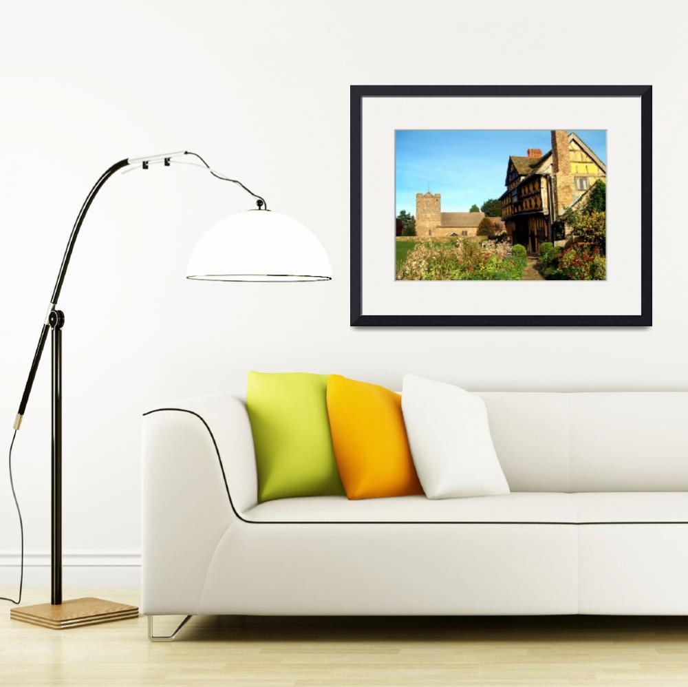 """Stokesay Castle&quot  (2006) by landscapesofbritain"