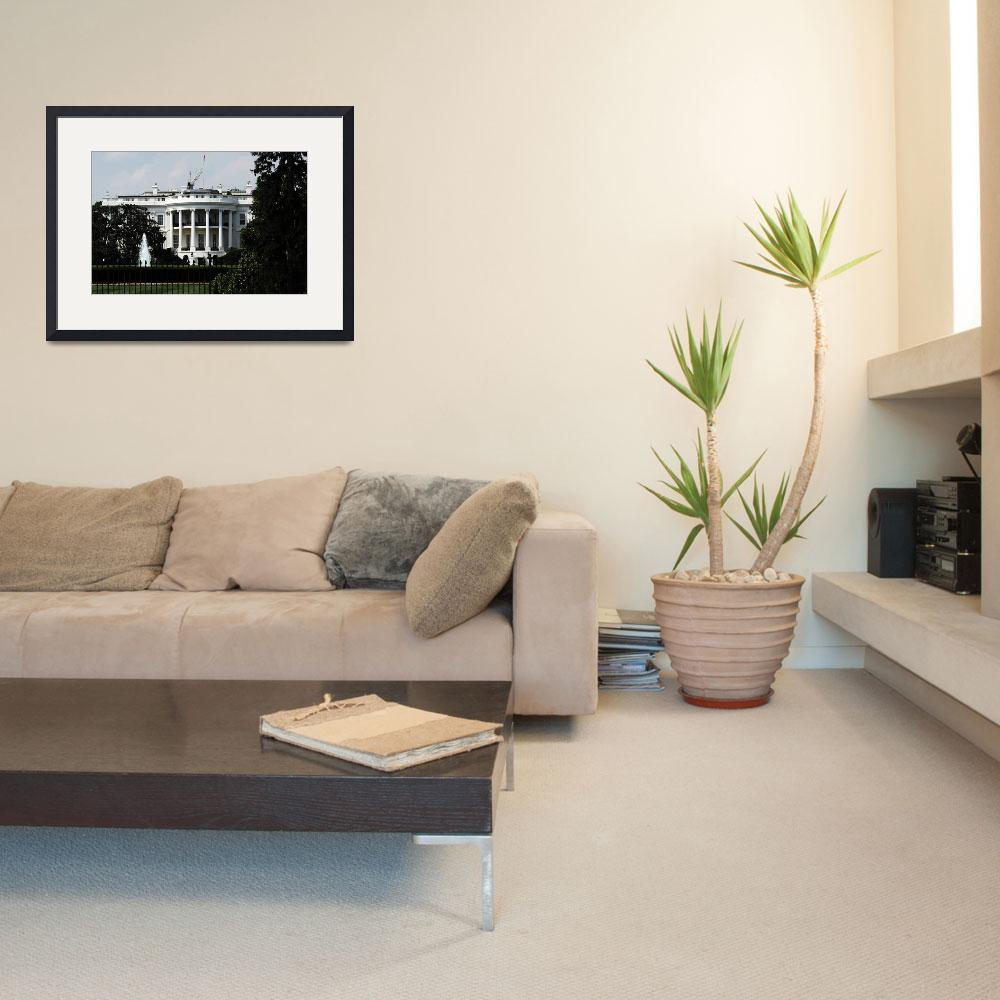 """The White House&quot  (2010) by patgleasonphotography"