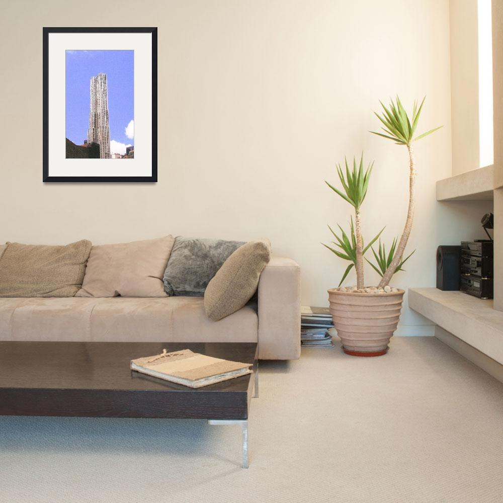 """FRANK GEHRY SKYSCRAPER&quot  (2011) by homegear"
