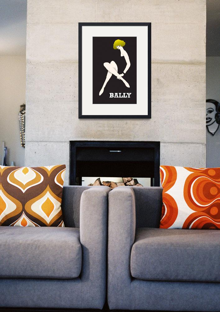 """Bally Remake&quot  (2010) by MrBlonde"
