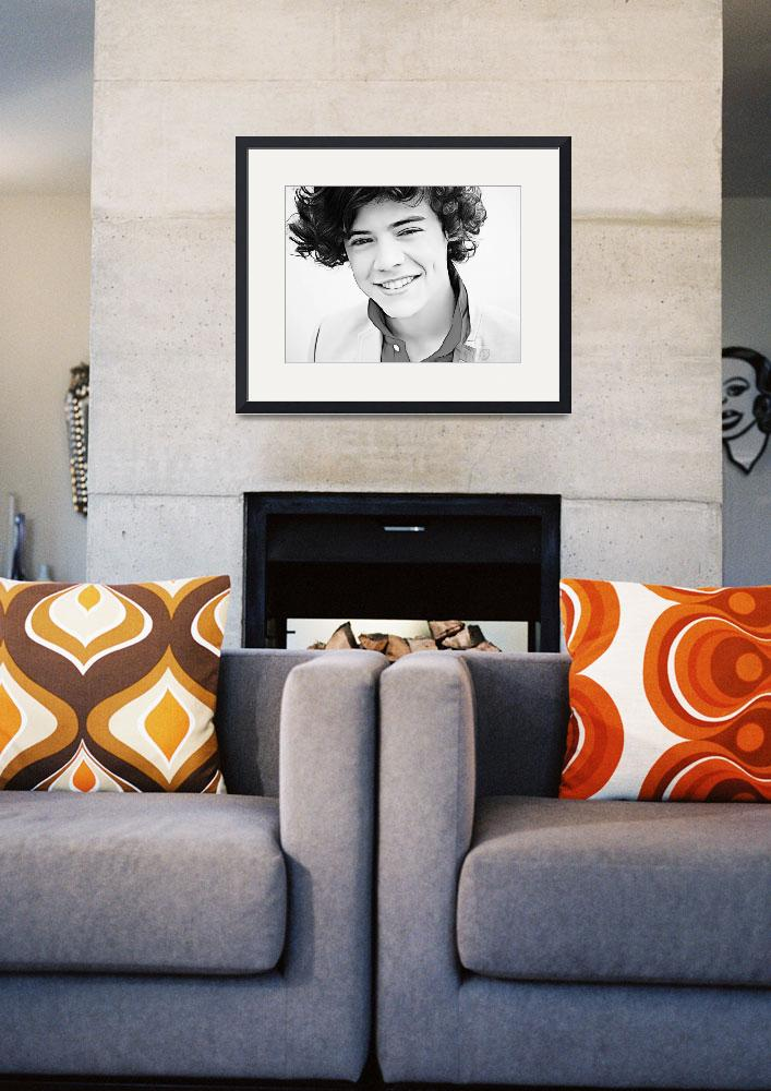 """Harry Styles&quot  (2012) by D77TheDigArtisT"