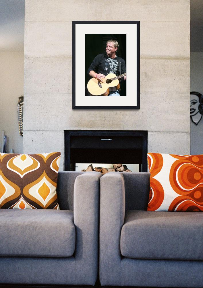"""Musician Pat Green&quot  by FrontRowPhotographs"