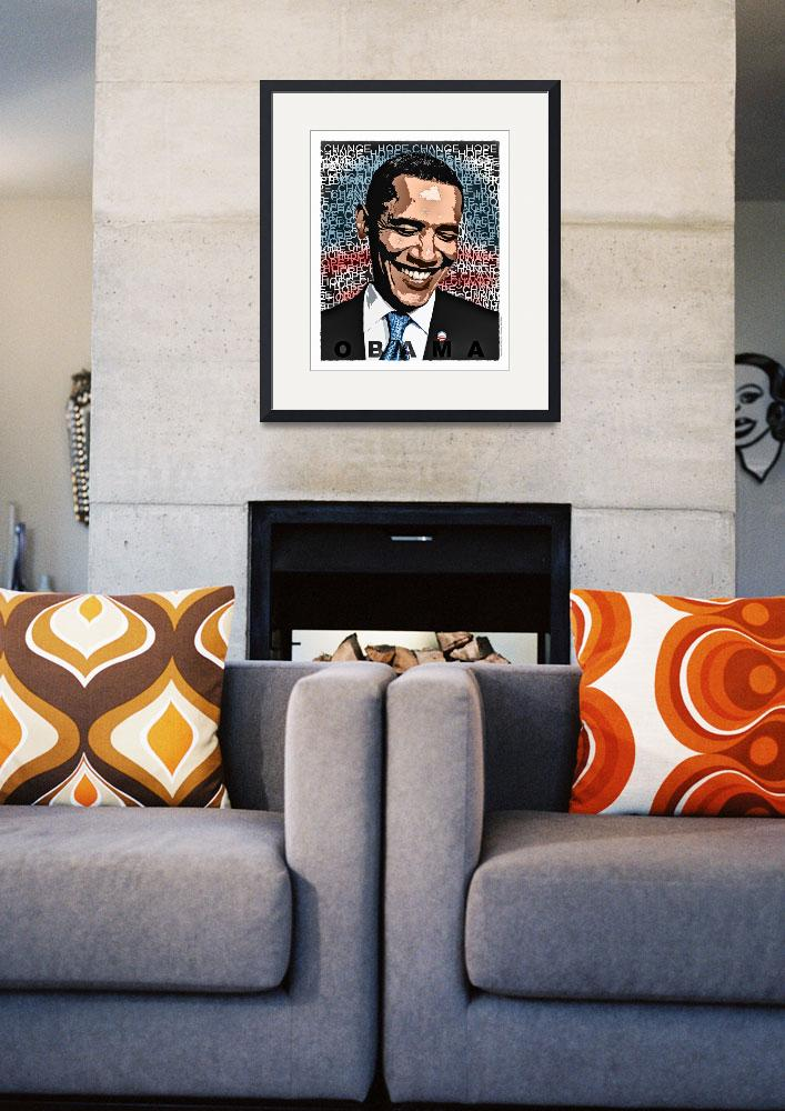 """Obama Edition&quot  (2008) by kennbird"