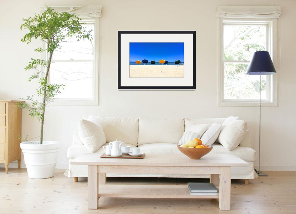 """Nantucket Summer : Galley Beach&quot  (2014) by ChrisSeufert"