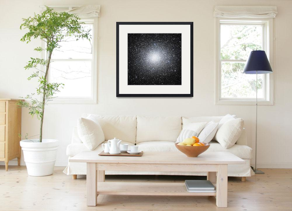"""Globular Cluster Omega Centauri&quot  by stocktrekimages"