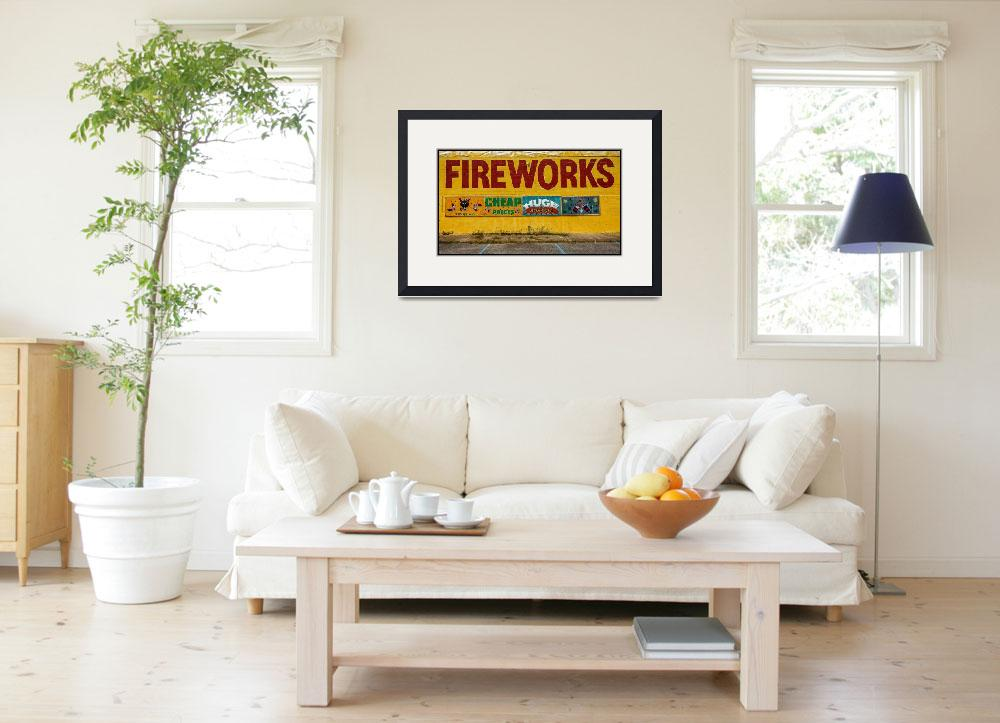 """Fireworks Cheap Prices_02&quot  by curtisstaiger"