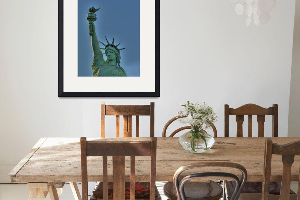 """Las Vegas - Statue of Liberty&quot  (2009) by letlet"