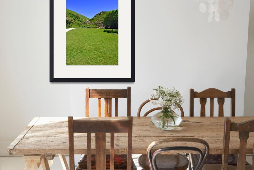 """Dovedale, Stepping Stones Area  (17512-RDA)&quot  (2009) by rodjohnson"
