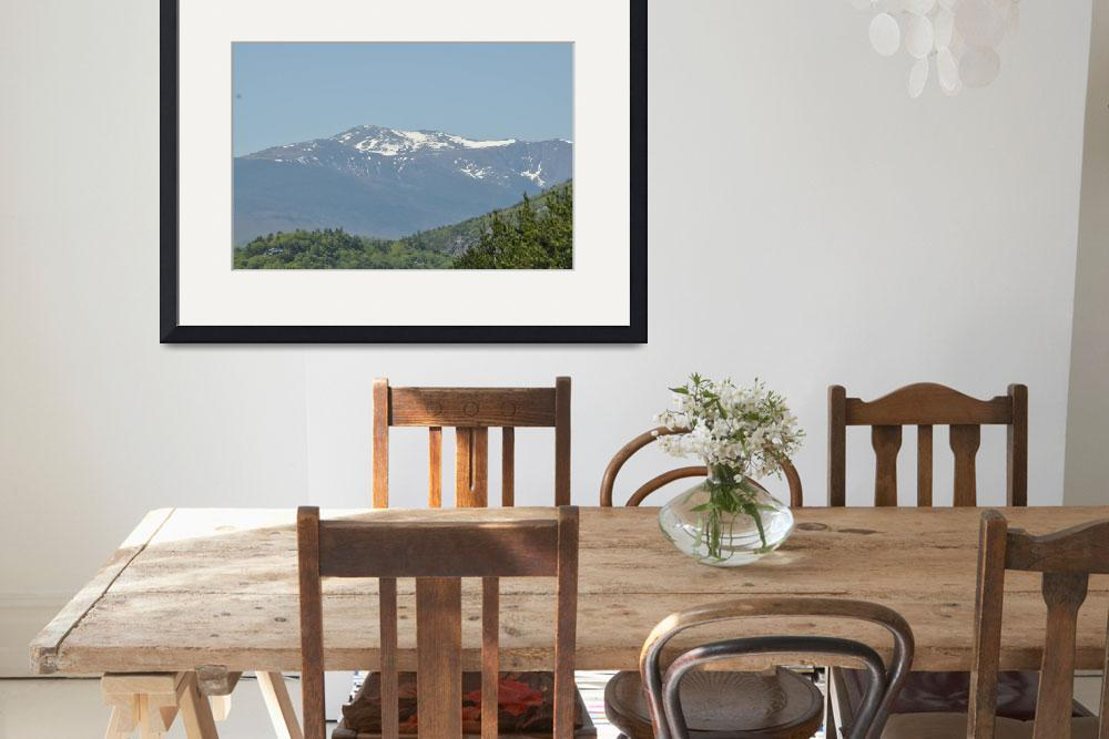 """Mount Washington&quot  (2010) by MoonlightLimited"